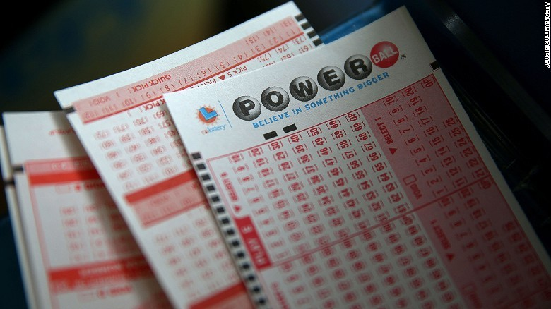 Luck Of The Irish? Powerball Soars To $550M