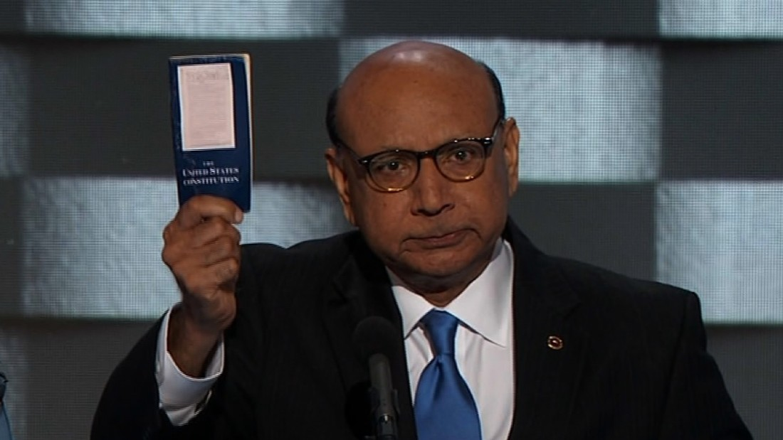Khizr Khan, and the moment American Muslims have been waiting for