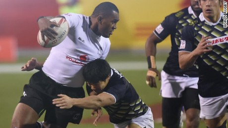 The secrets of Fiji's 'mystical' rugby