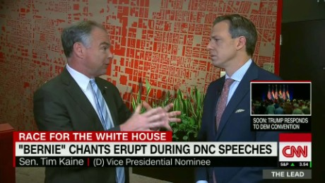 vice presidential candidate tim kaine jake tapper interview the lead_00013303