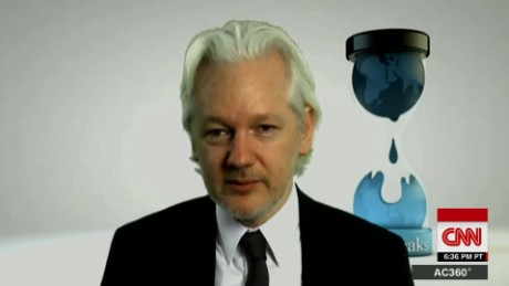 Assange won't say if Russia is behind DNC hack