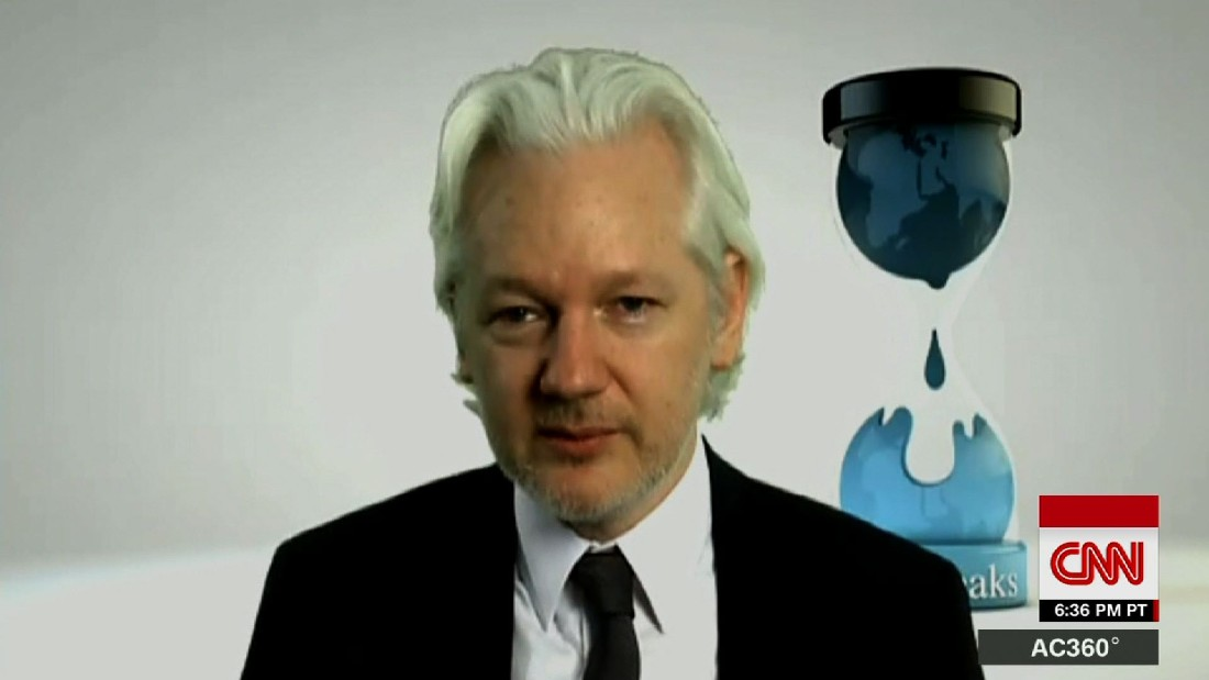 assange leaks were timed for opening of democratic convention assange leaks were timed for opening of democratic convention cnnpolitics