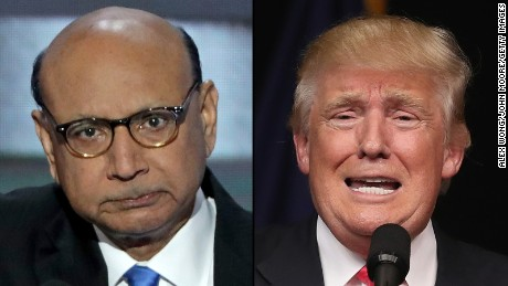 Could Khizr Khan cost Donald Trump the election?