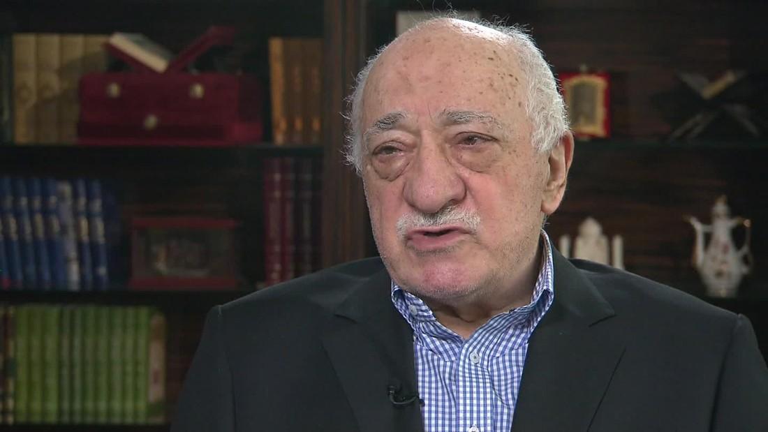 Fethullah Gulen on 'GPS': Failed Turkey coup looked 'like a Hollywood movie'