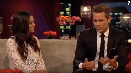 Andi Dorfman was blindsided during the season 10 finale with Nick Viall's confession.