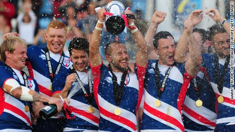 Team GB unified in Olympic rugby bid