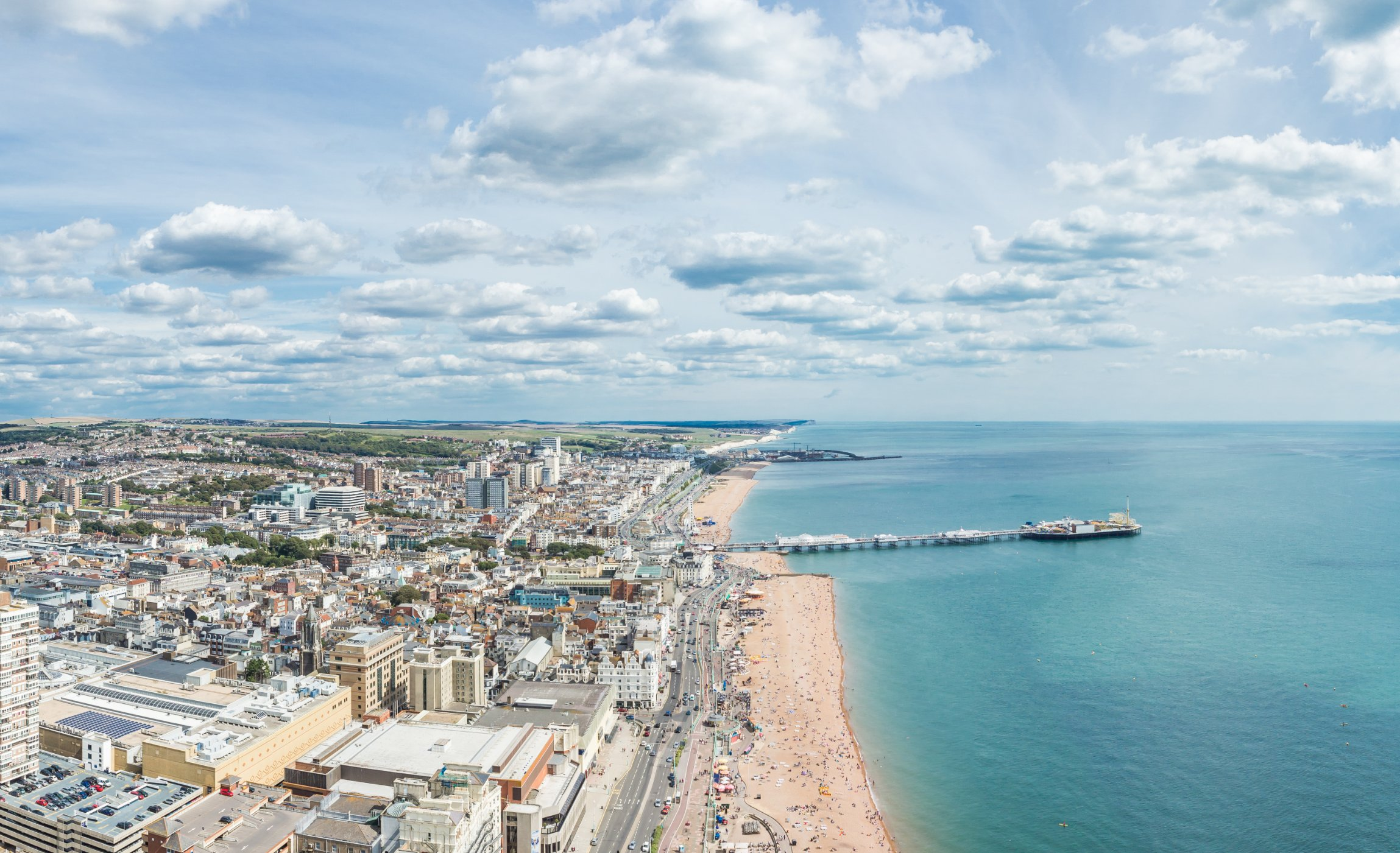 Brighton i360 becomes tallest observation tower - CNN Style