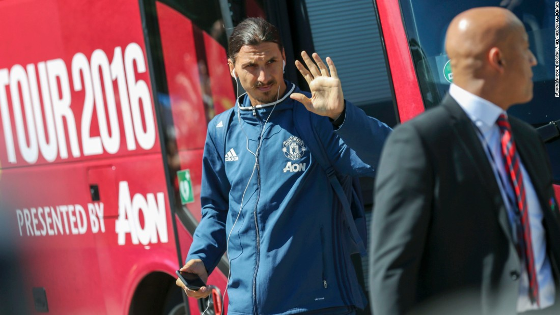 It might have been a free transfer, but Zlatan Ibrahimovic's July 1 move to Manchester United is one of the biggest deals of the summer window. The free-scoring Swede joined Jose Mourinho after his contract at Paris Saint-Germain expired.