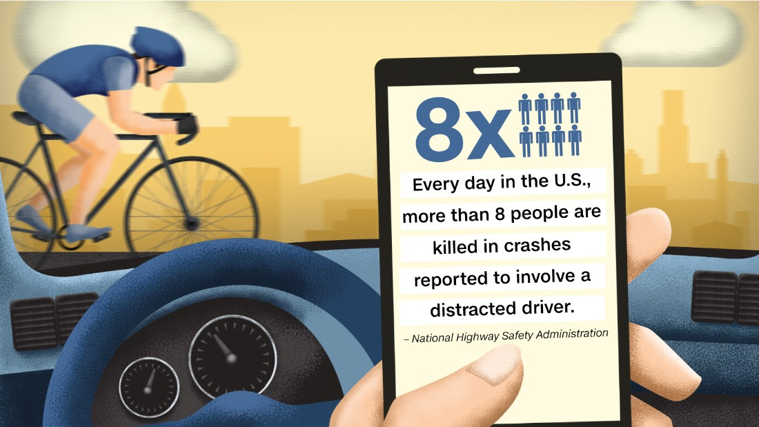 the science of distracted driving why can t we stop cnn