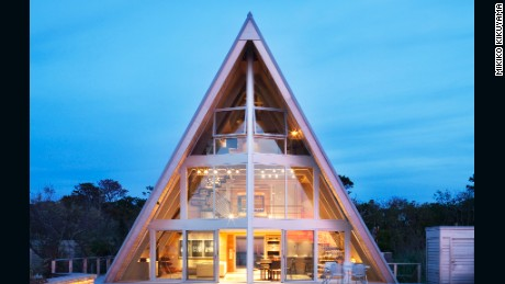Sun, sex and sculpted timber: How architecture shaped Fire Island Pines