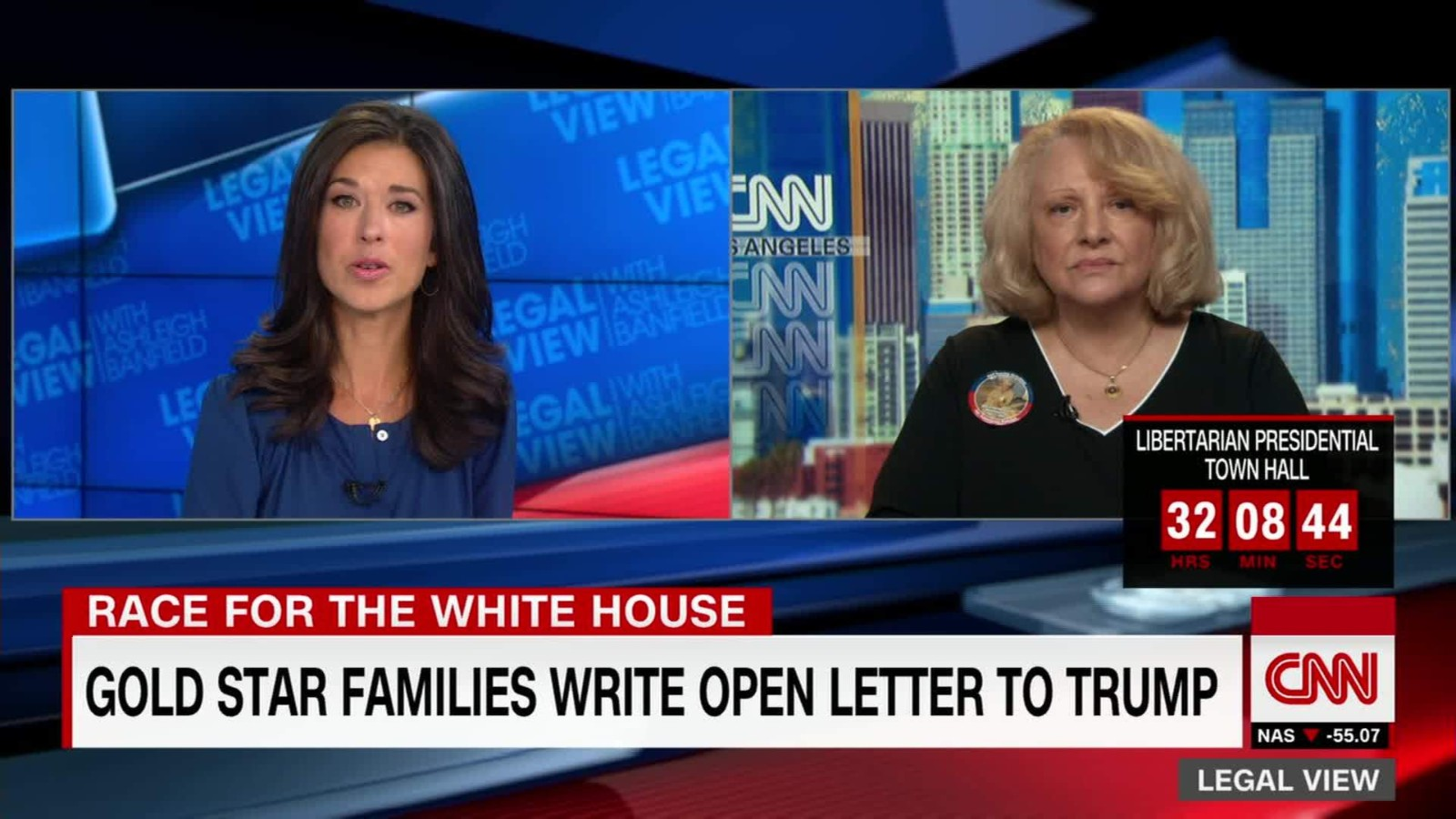 Gold Star families write open letter to Trump - CNN Video