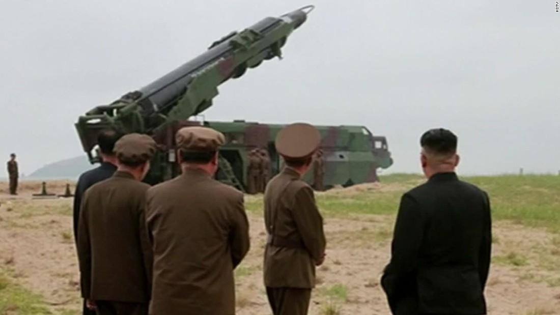North Korea threatens nuclear strike amid US-South Korea drill