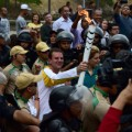 olympic torch eduardo paes