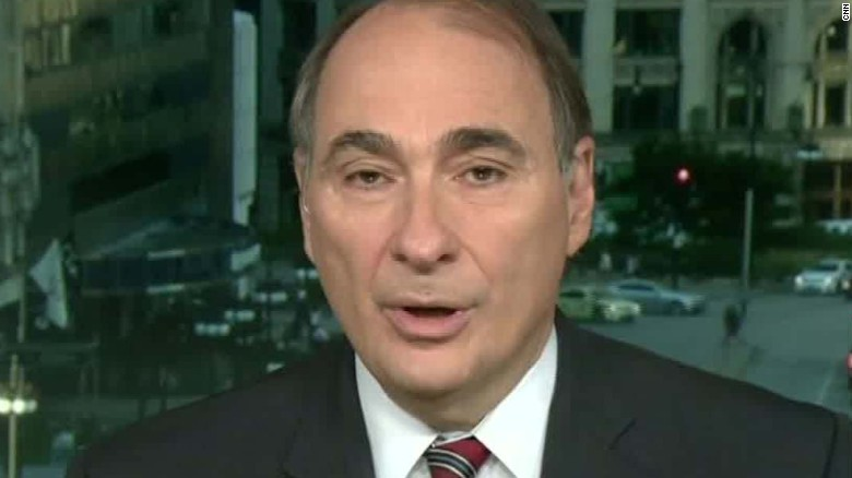 Axelrod: Trump acting as if he wants to lose