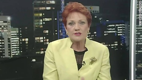 pauline hanson aus 1996 protests sot_00003922