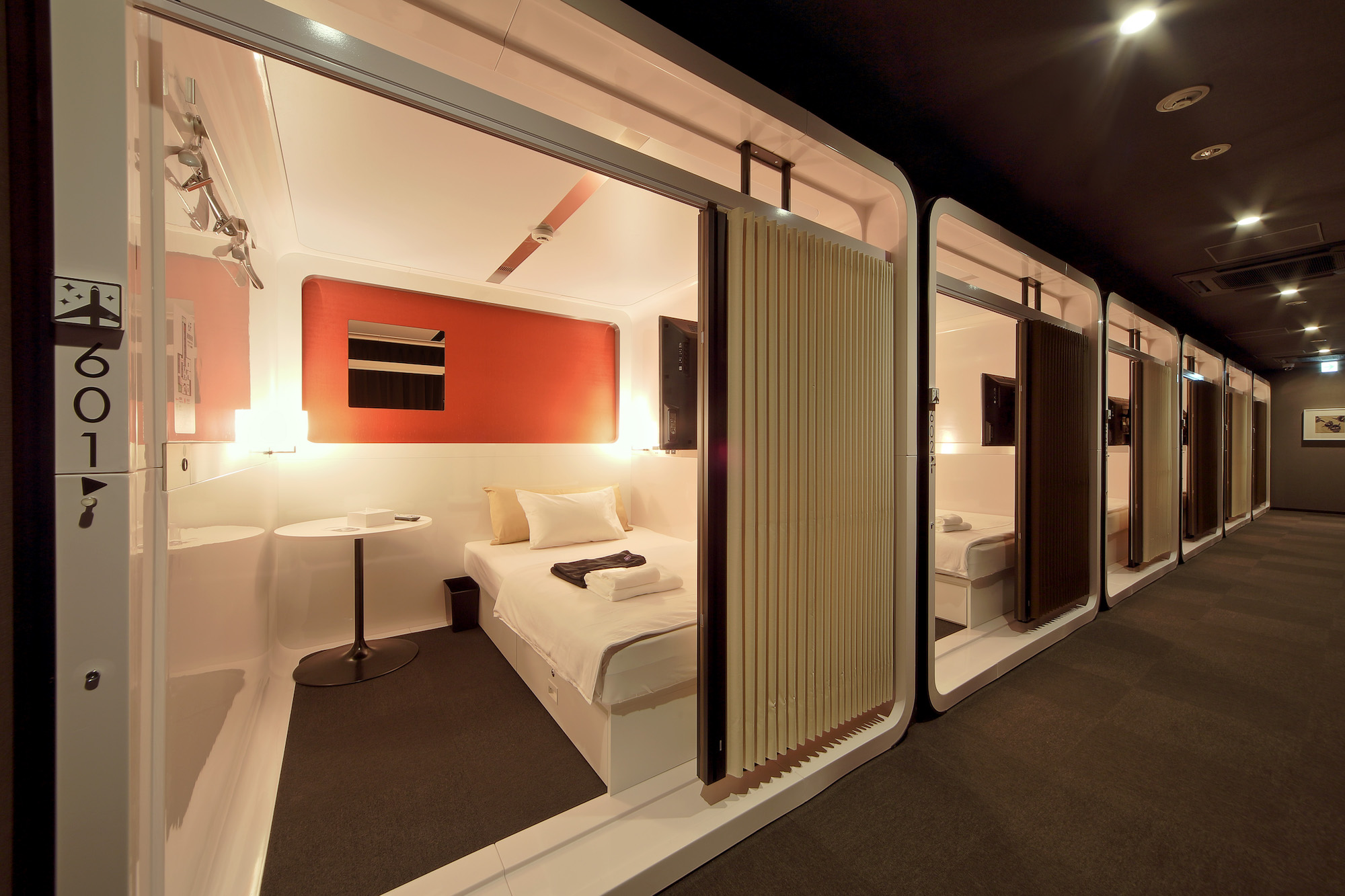Image result for tokyo hotel capsule