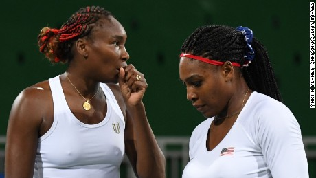 Serena and Venus Williams have tennis careers that have spanned three decades.