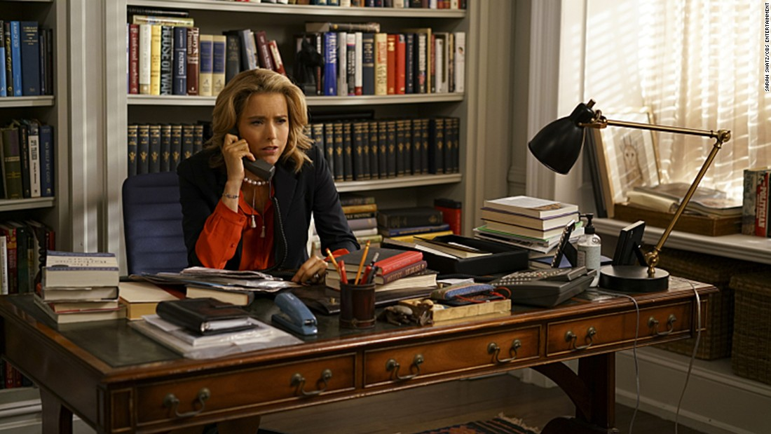 "In the CBS show ""Madam Secretary,""<em> </em>Tea Leoni stars as Dr. Elizabeth ""Bess"" Adams McCord, the secretary of state. She spent 20 years as a CIA analyst before being selected by the president to replace the previous secretary after he dies in a plane crash."