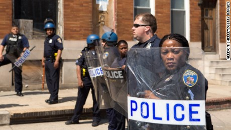 Baltimore residents tell federal judge they're all for police reform