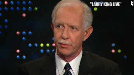 Sullenberger describes the 'Miracle on the Hudson'