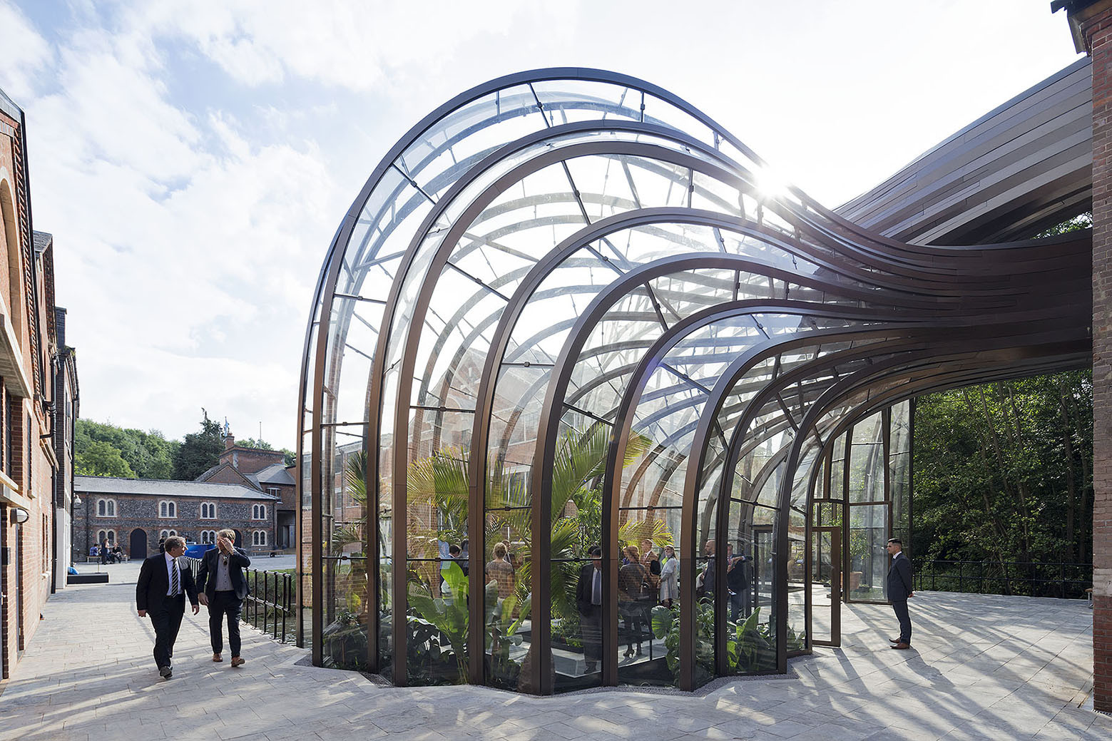 World S Most Breathtaking Greenhouses Cnn Style