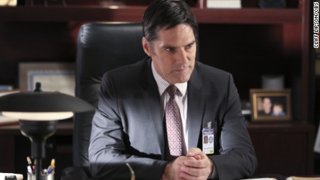 "Actor Thomas Gibson was popular in his role on ""Criminal Minds."""