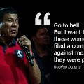 Rodrigo Duterte quote 10
