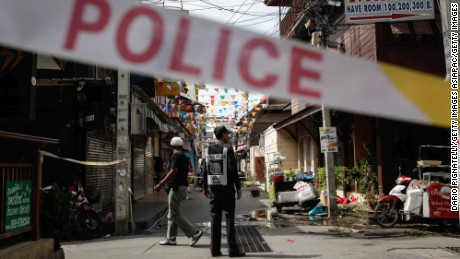 Eyewitness account of Thailand bomb blasts