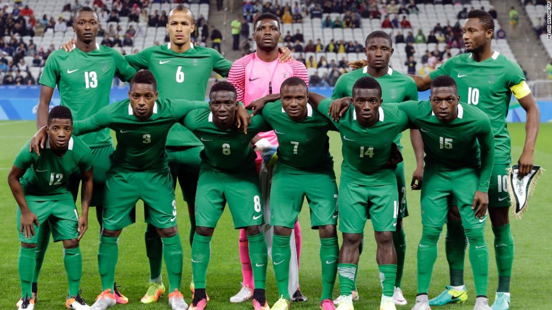 Nigeria Squad | ESPN