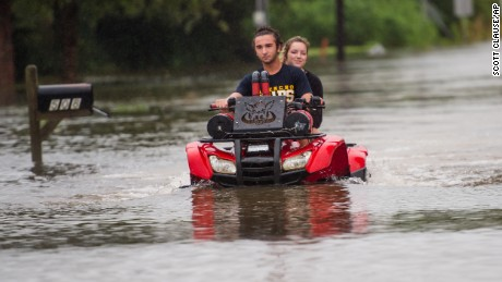 Louisiana flooding is 'major disaster,' governor says