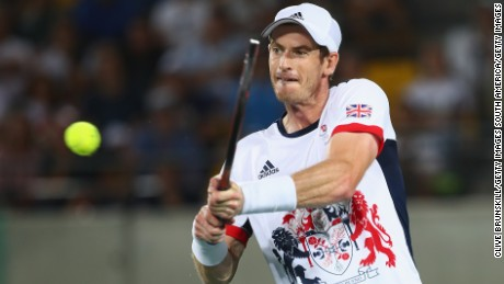 Murray also helped Great Britain win the Davis Cup last November.