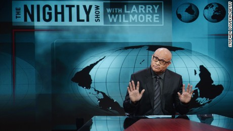 Larry Wilmore's show lasted two seasons on Comedy Central.