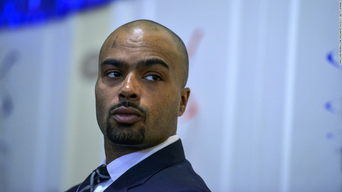 Marion Barry's son, Christopher Barry, dies in Washington