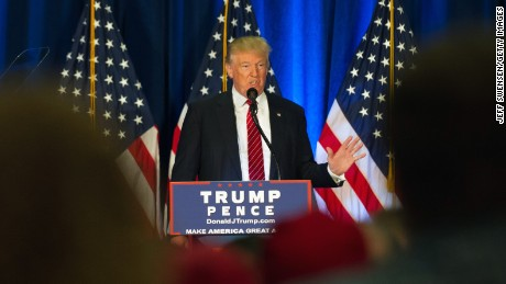 Donald Trump unveils plan to fight ISIS