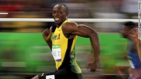 Usain Bolt's smile cracks up the Internet