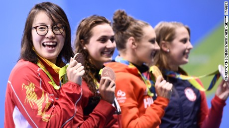 The bizarre psychology of the bronze medal win