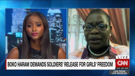 exp New Boko Haran video shows abducted Chibok girls_00063706.jpg