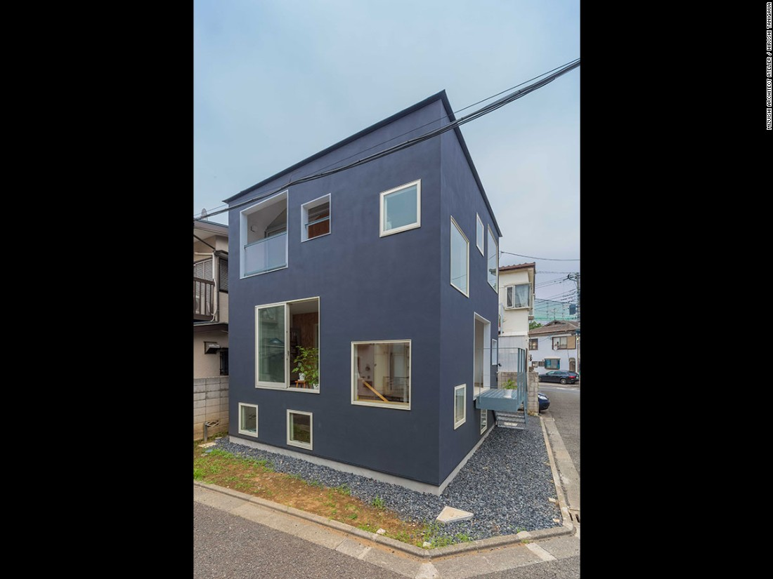 Tight squeeze: Japan\u0027s coolest micro homes - CNN Style