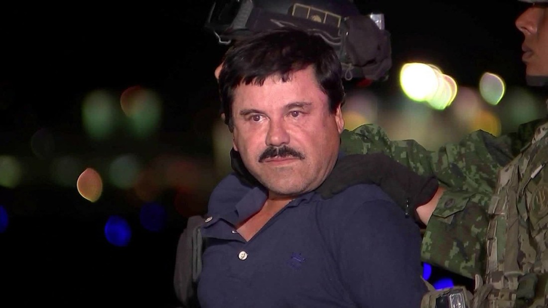 What's next for Mexico's drug cartels after El Chapo