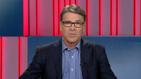 Rick Perry interview with Jake Tapper