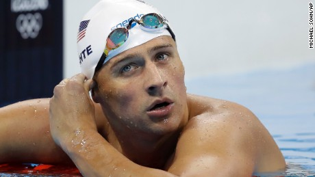Can we please stop talking about Ryan Lochte?