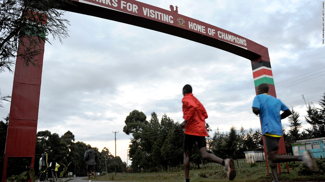 The town of Iten, where many of the greatest Kenyan runners train, is already a popular draw for sports tourists.