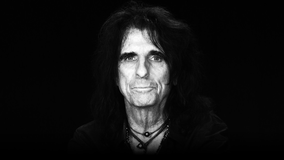 Alice Cooper (jokingly) runs for president: 'I can do nothing as well as they can do nothing'