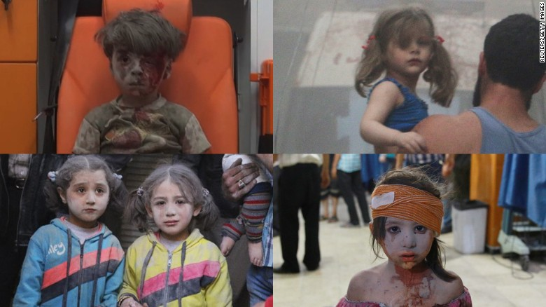 The children of Syria's war
