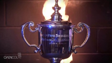 Silver service: The making of the U.S. Open trophy