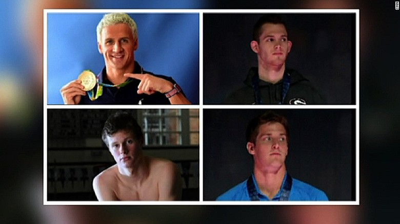 Brazilian police: Lochte, US swimmers not robbed