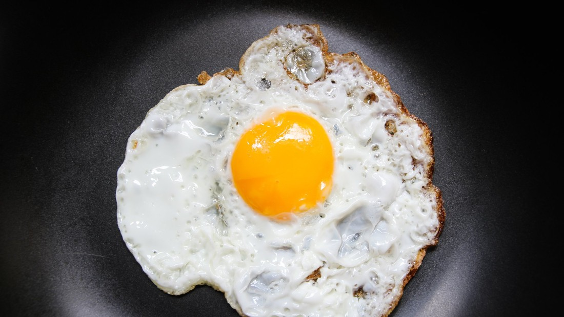 Eggs: Three or more a week increase your risk of heart disease and early death, study says - CNN