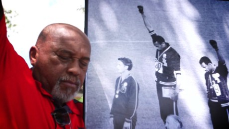 Tommie Smith reflects on the 1968 Olympics