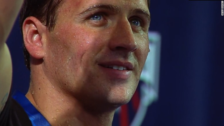 A look at Ryan Lochte's life as an Olympic athlete