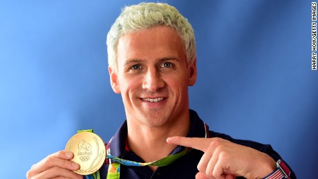 Who is Ryan Lochte?